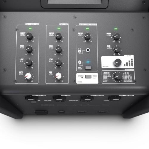 LDCURV500PS--zwart