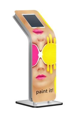 itop-ipad-pro-12,9-kiosk-paint 02